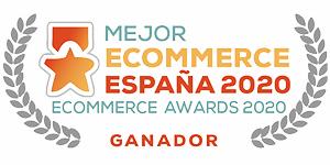 Logo Mejor Ecommerce España 2020